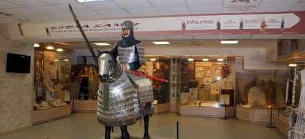Omsk State Museum of History and Regional Studies: Фото 2