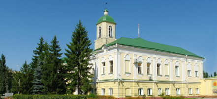 Omsk State Literature Museum named after F.M. Dostoyevsky: Фото 1