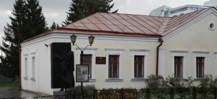 Omsk State Literature Museum named after F.M. Dostoyevsky: Фото 3