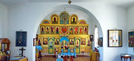 The church of St. John the Forerunner of Episcopal town residence: Фото 1