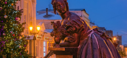 The Monument to Tambov Treasurer's Wife: Фото 1