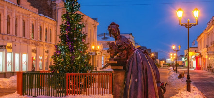 The Monument to Tambov Treasurer's Wife: Фото 2
