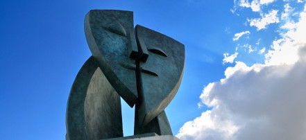 The Monument to Russian-French friendship: Фото 1