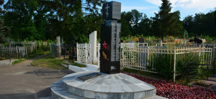 St. Peter and Paul cemetery: Фото 1