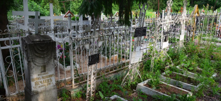 St. Peter and Paul cemetery: Фото 7