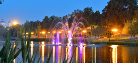 The fountains of Tambov: Фото 2