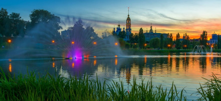 The fountains of Tambov: Фото 8