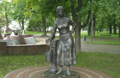 Monument to Rostov Public Water Supply