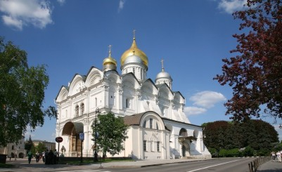 Archangel Cathedral of Moscow Kremlin