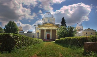 The Central Astronomical Observatory of the Russian Academy of Sciences at Pulkovo