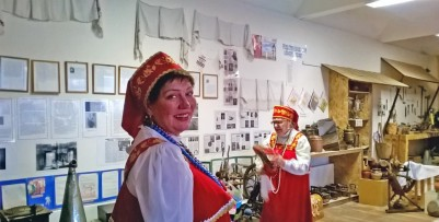 The Kalitinsky center of history and culture