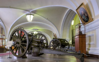 Military-Historical Museum of Artillery, Engineer and Signal Corps
