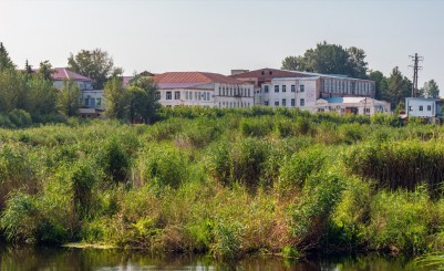 The museum based in the building of Morshansk manufactory