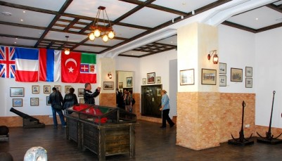 The History Museum of the Crimean war