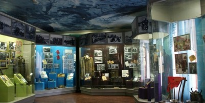 The Museum Complex of Military Glory of Omsk