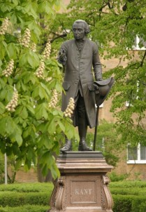 Monument to Immanuel Kant