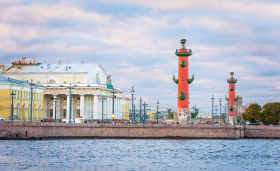 The Rostral Columns