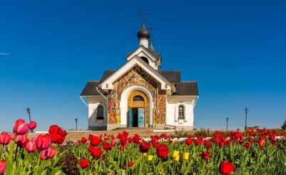 The church of the New Russian Martyrs