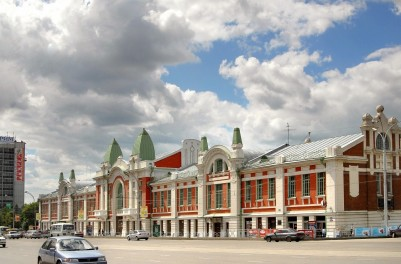 The Novosibirsk State Museum of Local History