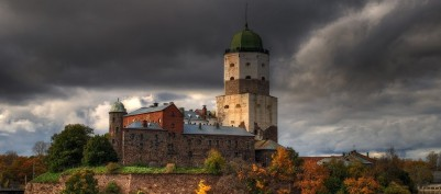 Vyborg Castle Historical and Architectural Museum