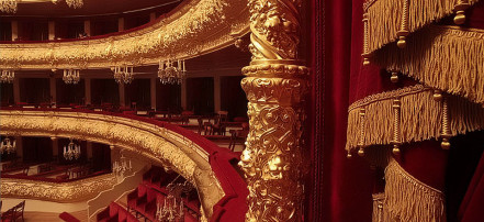 Individual excursion to Bolshoy Theater with individual guide in Moscow